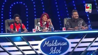 Maldivian Idol Gala Round | Dhaneehe Aisbalaa - Shalabee & Laisha