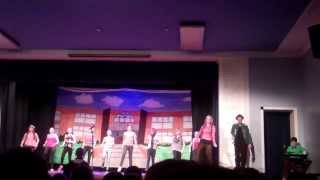 Audition Song - High School Musical Stage