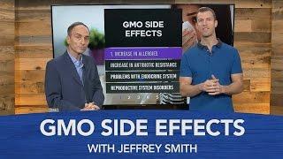 GMO Side Effects with Jeffrey Smith