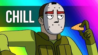 Vanoss Gaming Animated - The Chill Corner!