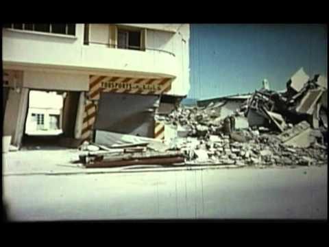 29 fevrier 1960 tremblement de terre d Agadir