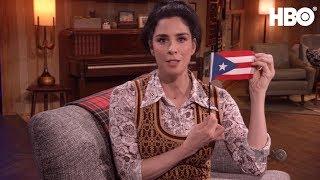 Sarah Silverman Raises Awareness For Autism & Puerto Rico | Night Of Too Many Stars | HBO