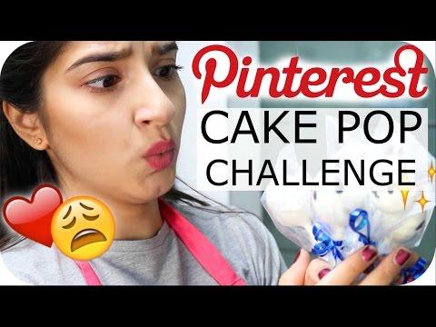 Xxx Mp4 PINTEREST Cake Pop CHALLENGE Panda Cake Pops Sanny Kaur 3gp Sex