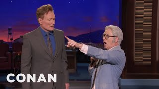 Andy Daly Is Reed Newport: '80s Game Show Host  - CONAN on TBS