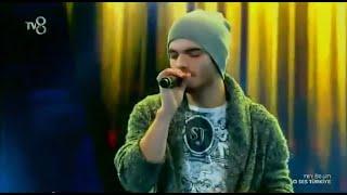 Elnur Hüseynov - Latch, Sweet Dreams, Aşk, Ellerimde Çiçekler (O Ses Türkiye Full 01 12 2014)