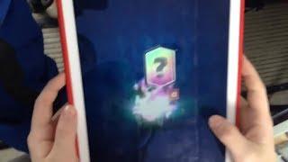kid throws school ipad after unlocking legendary in Clash Royale..
