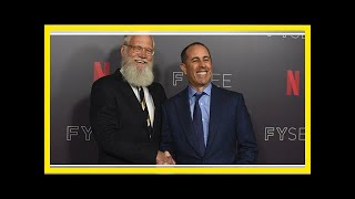 Breaking News | David Letterman, Jerry Seinfeld talk Joey Votto on