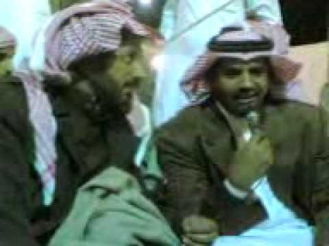 جابر الجوزاء ودهيمان عند الأمير طالب بن شريم