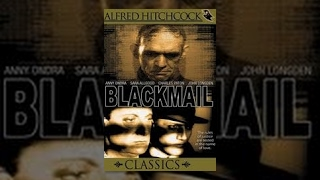 Alfred Hitchcock: Blackmail and Easy Virtue