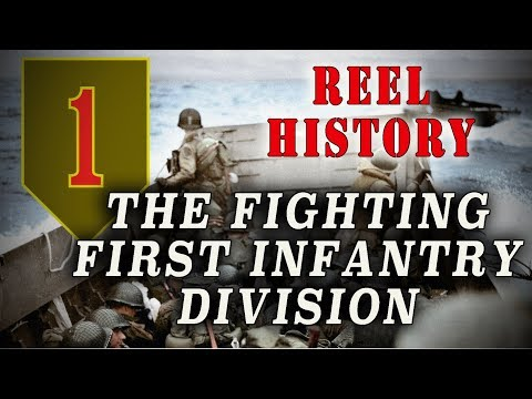 The Fighting First The Big Red One WW2 History 1946