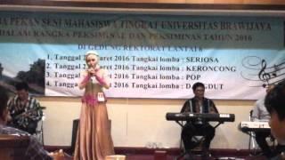 Peksima (Kiki widya) vocal dangdut - Zaenal