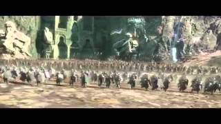 The Hobbit  The Battle of the Five Armies   Extended Edition  Dwarves And Elves Aliance   Full HD