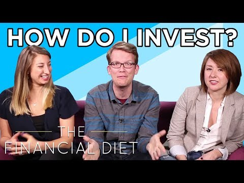 How to Invest and other money questions with The Financial Diet