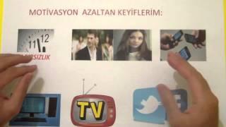 DERS ÇALIŞMA MOTİVASYONU - Şenol Hoca
