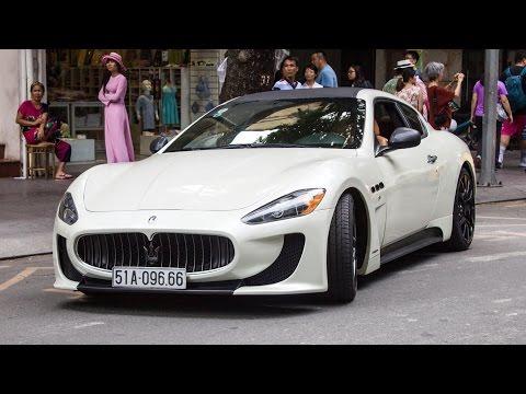 Xxx Mp4 Trải Nghiệm Maserati GranTurismo độ MC Stradale đua Với Lamborghini Huracan XSX 3gp Sex