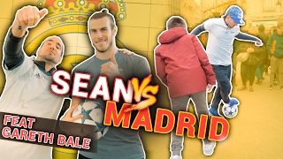 SEAN VS MADRID feat GARETH BALE (he challenged me 💪💪💪)