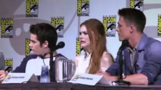 SDCC 2012: Official Teen Wolf Panel Part 1