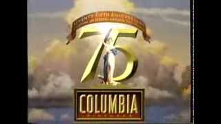 Columbia Pictures - 75th Anniversary (1999) Promo (VHS Capture)