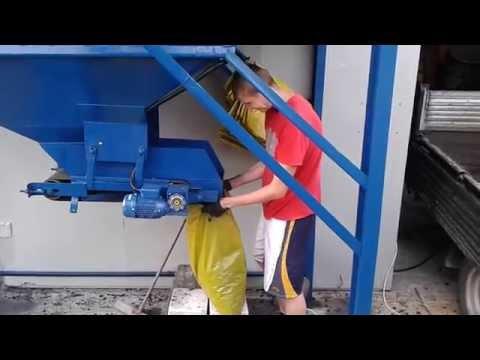 WORKOWNICA taśmowa do wegla ekogroszku pakowaczka manual 1