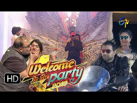 ETV New Year Special Event 2017 | Welcome To The Party | 31st December 2016  | Full Episode