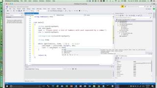 C++ Parsing a list of numbers