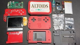 mintyPi Build Guide