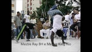 Mestres Ray e  Mestre King