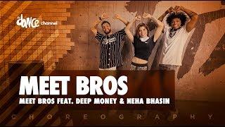 Meet Bros - Meet Bros feat. Deep Money & Neha Bhasin   FitDance Channel (Choreography) Dance Video