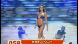 Miss Italia 2008 - Presentazione delle 100 finaliste (2/4)
