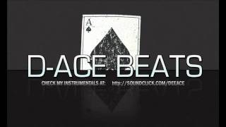 D-Ace - Walk A Mile In My Shoes (Free Hip-Hop Instrumental)
