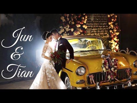 Yunita wedding