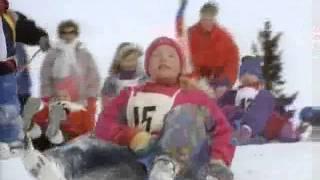 Sesame Street - The New Year's Eve Ski Race