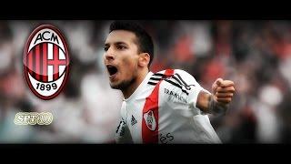 Leonel Vangioni Milan Target Goals Skills River Plate