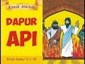 Download Video DAPUR API - Sadrakh Mesakh Abednego - film animasi cerita alkitab anak kristen sekolah minggu 3GP MP4 FLV