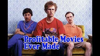 10 Most Profitable Movies Ever Made | Amazing Top 10