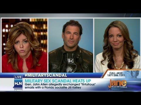 Military sex scandal heats up