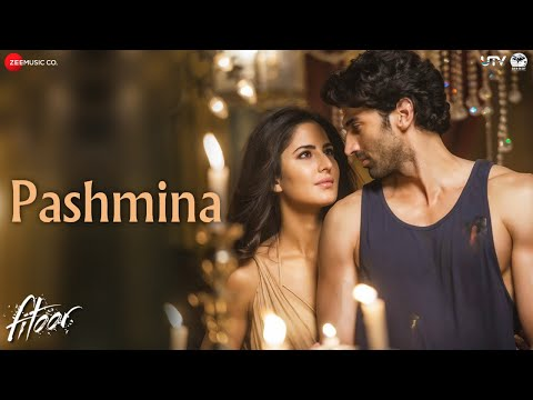 Pashmina | Fitoor | Aditya Roy Kapur, Katrina Kaif | Amit Trivedi | love song