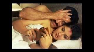 KAMAL HASSAN kissing with RANI MUKERGII in Hey Ram