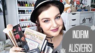 İndirim Alışverişleri: Makyaj | Maybelline Yeni Ürünler - WetnWild - Sleek - TheBalm