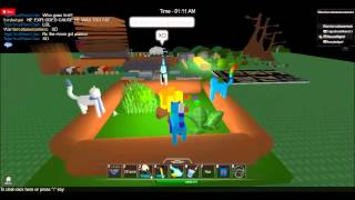 T or D with my friends! ROBLOX