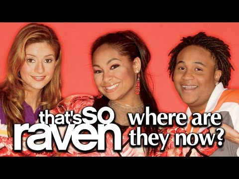 That s So Raven Cast Where Are They Now