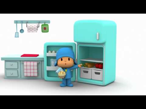 Let s Go Pocoyo Cooking with Elly S03E21