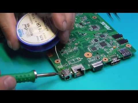 Как Зарядить Ноутбук Если Сломан Вход Для Зарядки