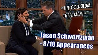 Jason Schwartzman - Is A Guy Full Of Captivating Stories - 8/10 Visits In Chronological Order [720p]