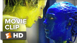 Raw Movie CLIP - Yellow and Blue Make Green (2017) - Garance Marillier Movie