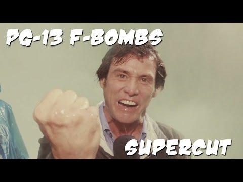 Supercut: PG-13 F-Bombs