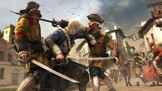 Assassin's Creed 4 Black Flag Adventures Combat & Stealth