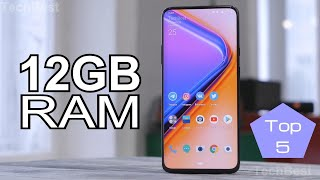 Best New 12GB RAM Phones 2019 - Top 5