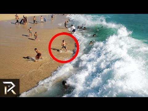 The Most Dangerous Beaches In The World