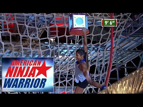 American Ninja Warrior All Star Skills Competition Supersonic Shelf Grab Season 8
